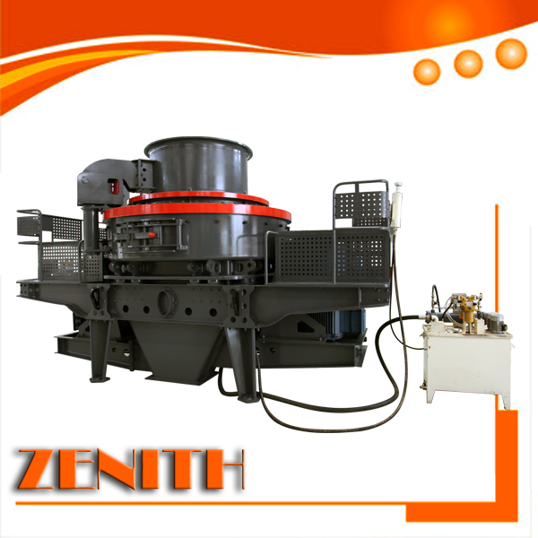 Hot sale ZENITH brand sand maker used in quarry