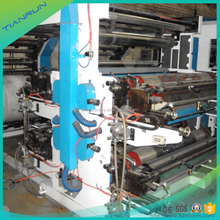 High Quality 6 Color Flexo Printing Machine
