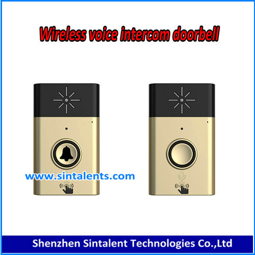 Outdoor Wireless Doorbell Ring Video Doorbell with Ideally Used for Apartment