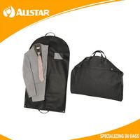 Classic bussiness men travel polyester garment cover bag