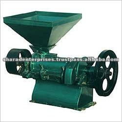 Rice huller milling machine
