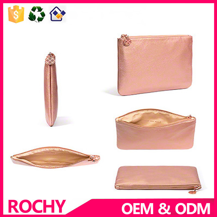 High Quality Practical Make up PU Bag