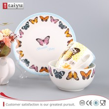 personal design direct sale 19cn children plate porcelain