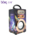 KBQ-08 1200mAh mini usb fm sd speaker with microphone and replaceable battery
