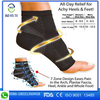 Unisex compression foot sleeve/ Fasciitis Compression Ankle Brace/ Plantar ankle sock