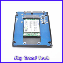 Mini pcie mSATA SSD To 2.5Inch SATA3 Adapter Card With Case