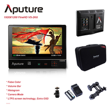 Aputure1920*1200 Fine HD Clip-on Color TFT IPS LCD Monitor HDMI AV Input for Camera