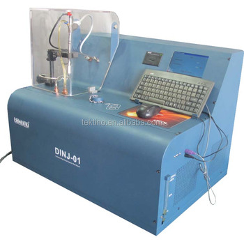 Best Price! Tektino DINJ-01 Common Rail Pump Injector Test Bench with CE Certification