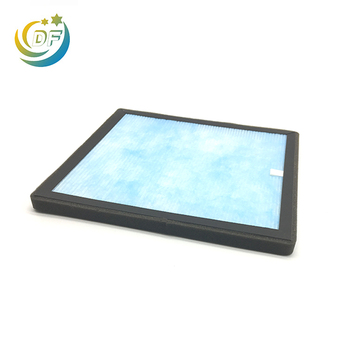 Hepa filter price cloth air purifier square