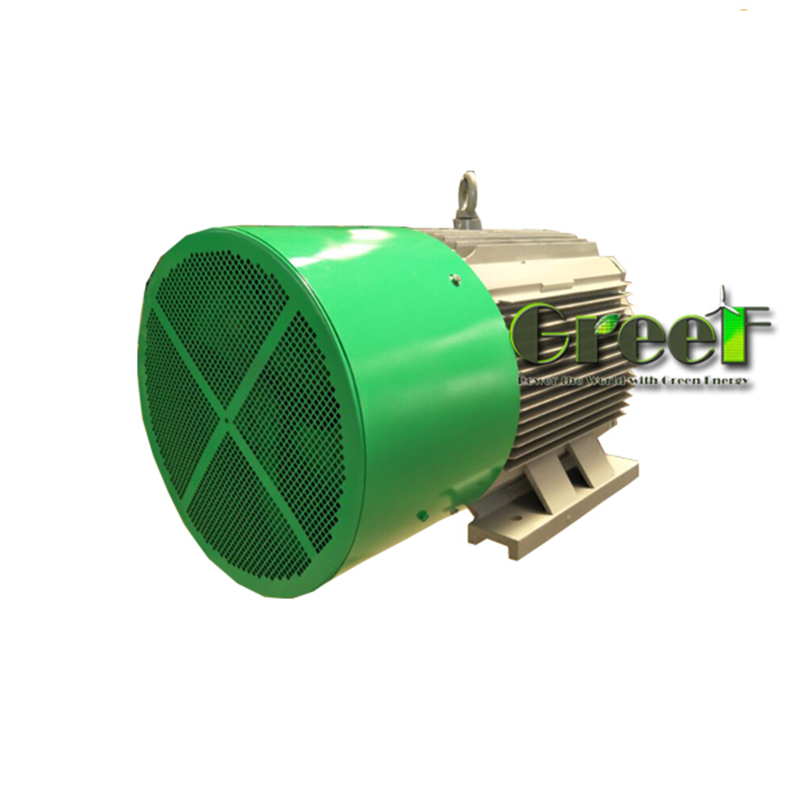 SALE! 10KW 300RPM permanent magnetic motor