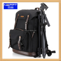 camera backpack leather 15 inch laptop camera bag insert waterproof photo backpack dslr camera backpack