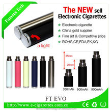 EVO automatic e-cig battery Autosmoker ego dome glass wax vape pen
