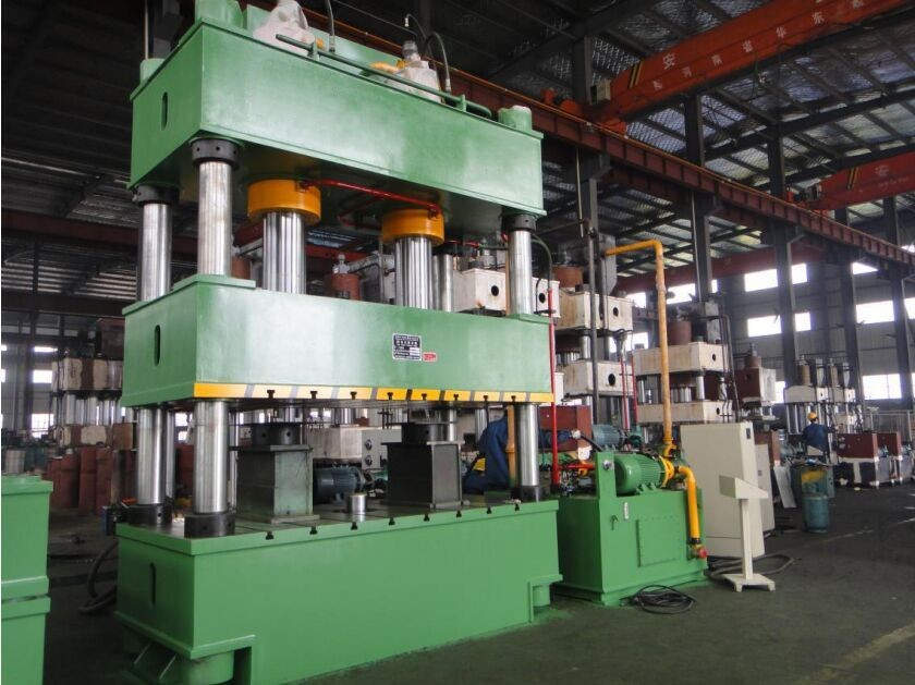 Y32 series 4 four 600 ton hydraulic press