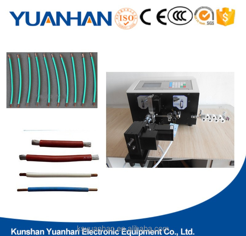 Wire cutting stripping twisting tinning machine and wire Cutting twisting machine