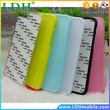 For IPHONE 6/6S sublimation 2D PC hard Case, DIY Heat Transfer Blank Phone Cover 6 colors available