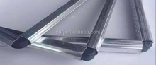 insulating glass aluminum spacer bar / double glass aluminum spacer bar