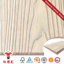 Latest design particle board with veneer , mdf wood price , large mdf sheets
