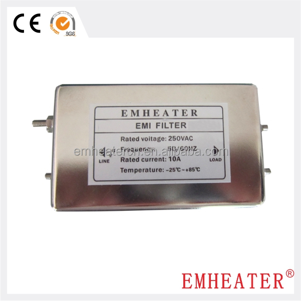 Examples manufactured goods in china 220v 0.75kw single phase input pcb ac power filter