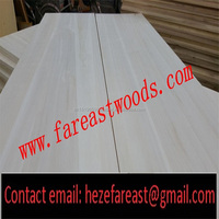 Factory supply paulownia wooden drawing board