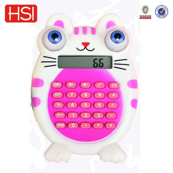 stationery battery charged electronic medical calculator