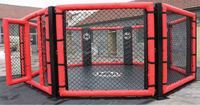Floor mma cage for sale