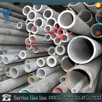 304 stainless steel seamless pipe industry