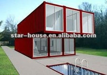 prefab apartments certified by CE,CSA,AS,ISO