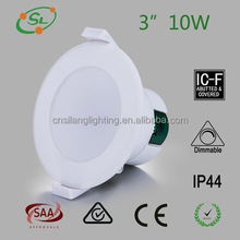 dimmable downlight led indoor grow light with 92mm cutout