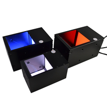 VT-LT2-C40 Colored Ultraviolet and Infrared Uniform Coaxial Lights For Machine Vision