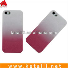 raw material plastic mobile phone case for iphone 5 , for iphone case print