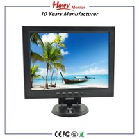 Industral 12 inch LCD Monitor 12 Volt