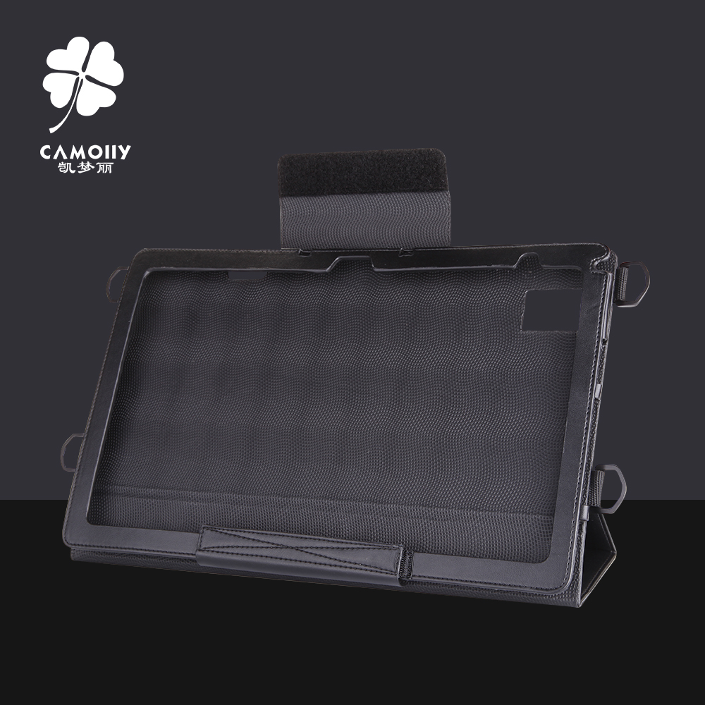 factory wholesale price oem leather tablet back cover case for ipad