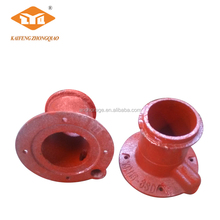 Prestressing Post Tensioning Concrete Round Bearing Plate Anchor for Anchor Head