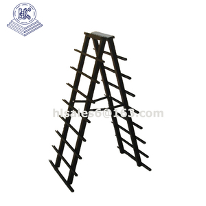 Metal materials ceramic tile display stand