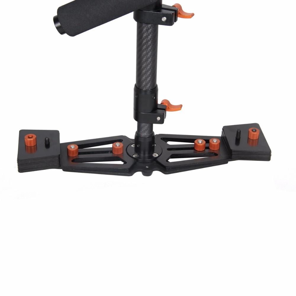 2016 YELANGU Wholesale S800 Stabilizer for DSLR & DV Digital Video Camera & other Camcorder Support 5kg