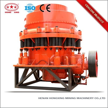 Mining rock compound cone crusher