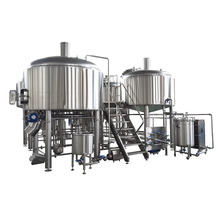 2000L-5000L Commercial Used Beer Brewing Equipment Brewery Brewhouse