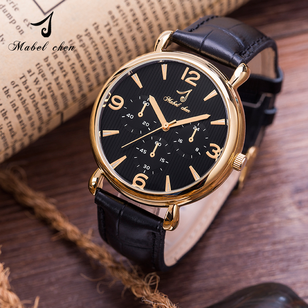 Fashion Unisex Business Couple Quartz Male Watch Men Wrist Watch Factory OEM and ODM Chronographic Best Watches Luxury Gift