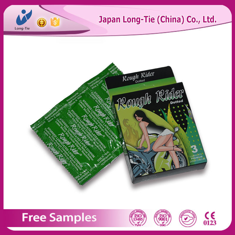 Plain Male Condom and Pictures Female Condoms
