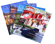 Printing softcover top quality full color custom paperback cheap printing magazines