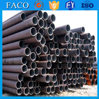 ERW Pipes and Tubes !! scaffiold material rubber lined carbon steel pipe