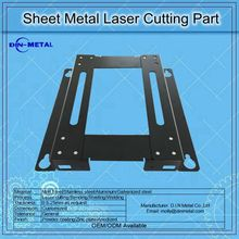 Custom Sheet Metal Machinery Parts With Professional Laser Cutting Processing Service