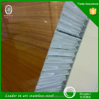 304 316 Aluminium Honeycomb Stainless Steel Composite Panels for Metal working Project