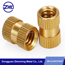OEM CNC turned brass sleeve as drawing customized copper bushes