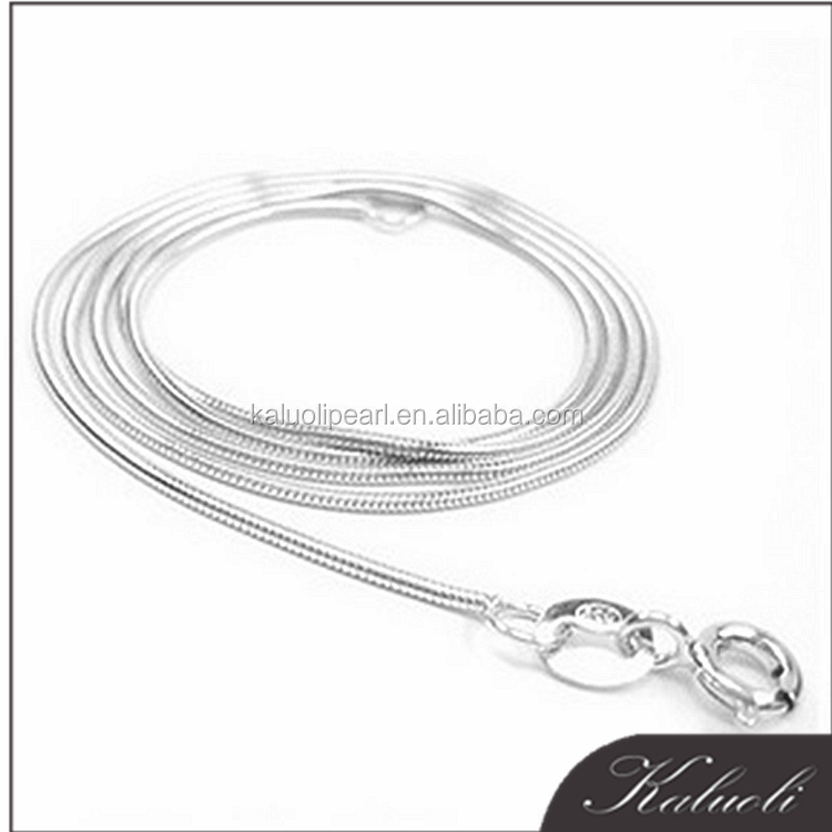 Dozen wholesale solid 925 silver snake <strong>chain</strong>
