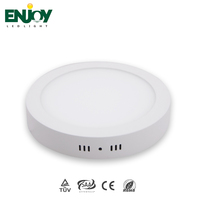 Dimmable 0-10V SAA,CE,RoHS Dimmable Round 3W Surface Mounted Panel Lighting Led