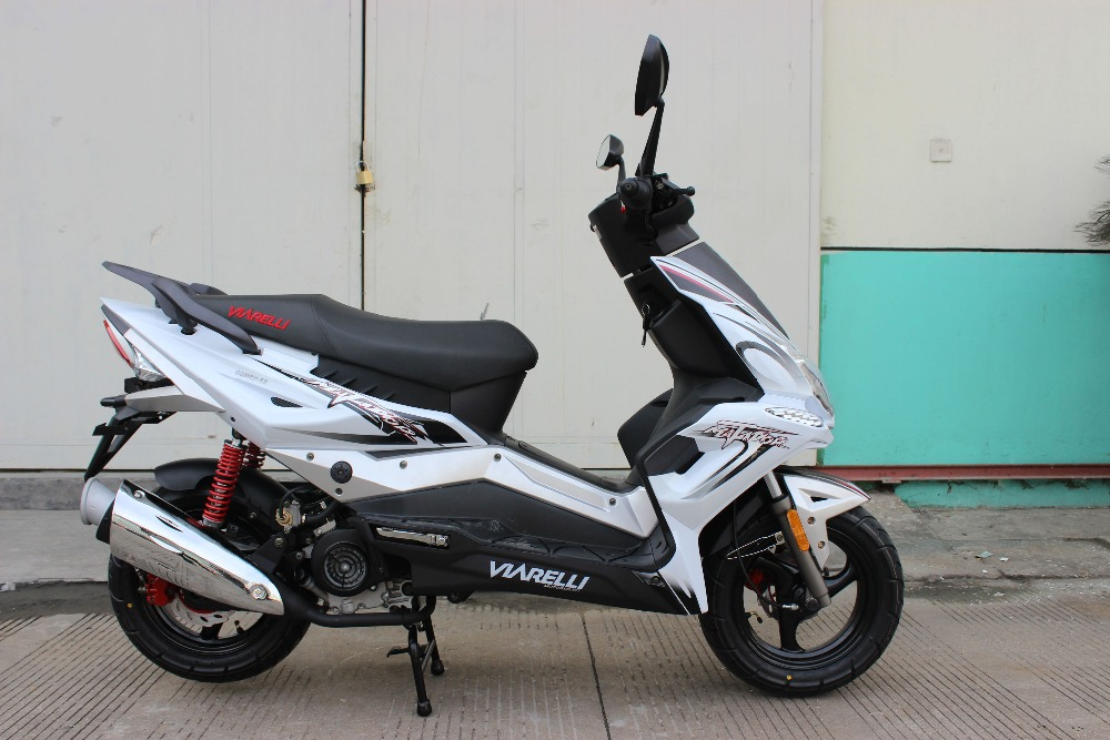 Jiajue 2016 50cc gas scooter for adults