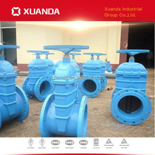 Water Project Cast Iron Stem Gate Valve Manufacturer