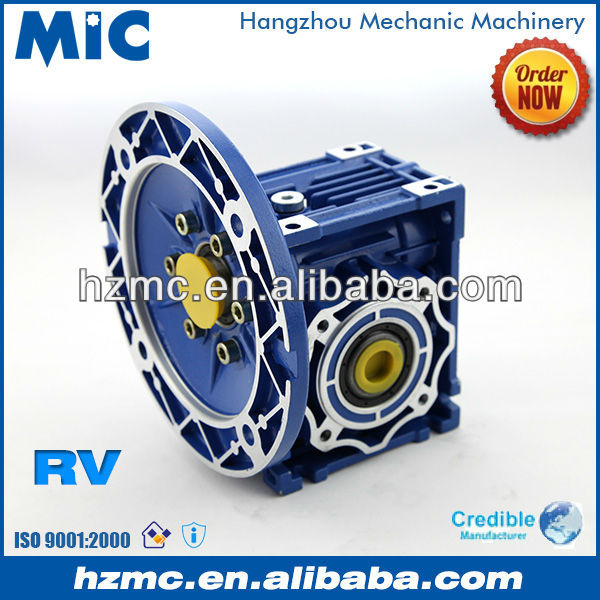 NMRV Series 90 Degree Mini Rossi Like Speed Reducer Gearbox for Conveyor