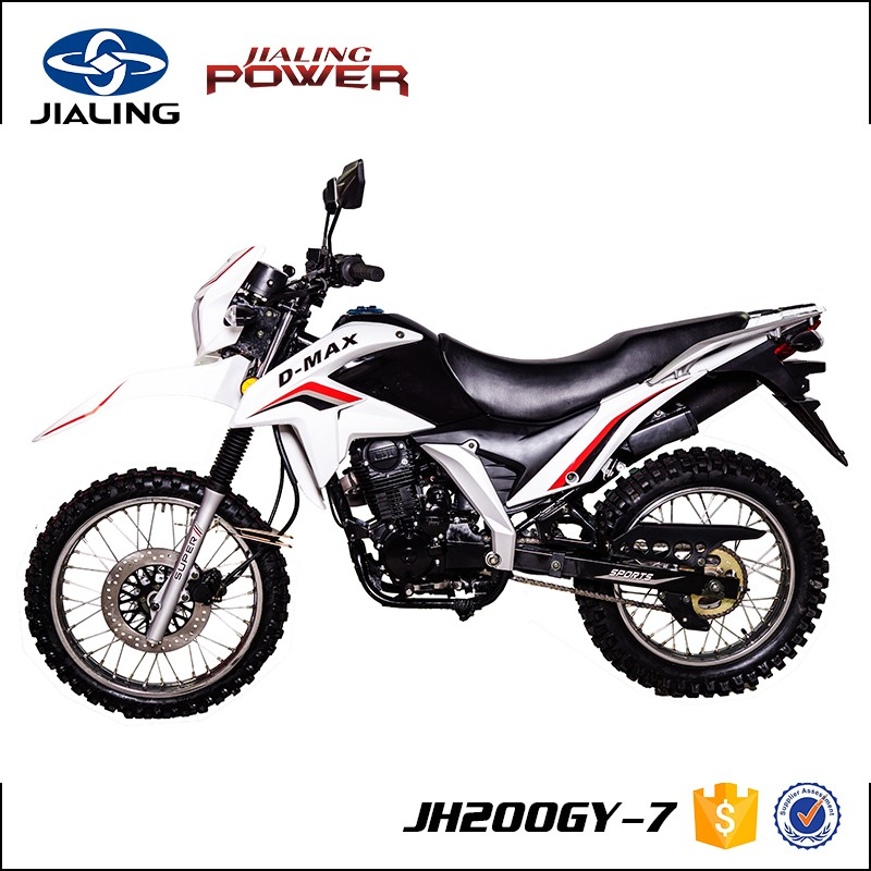 200cc off-road sport motorcycle